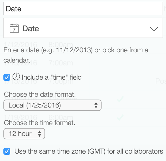 Formulas and date fields – Airtable - Support