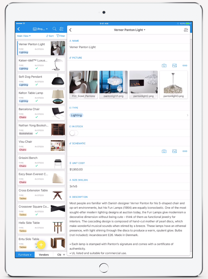 Airtable on the iPad – Airtable - Support